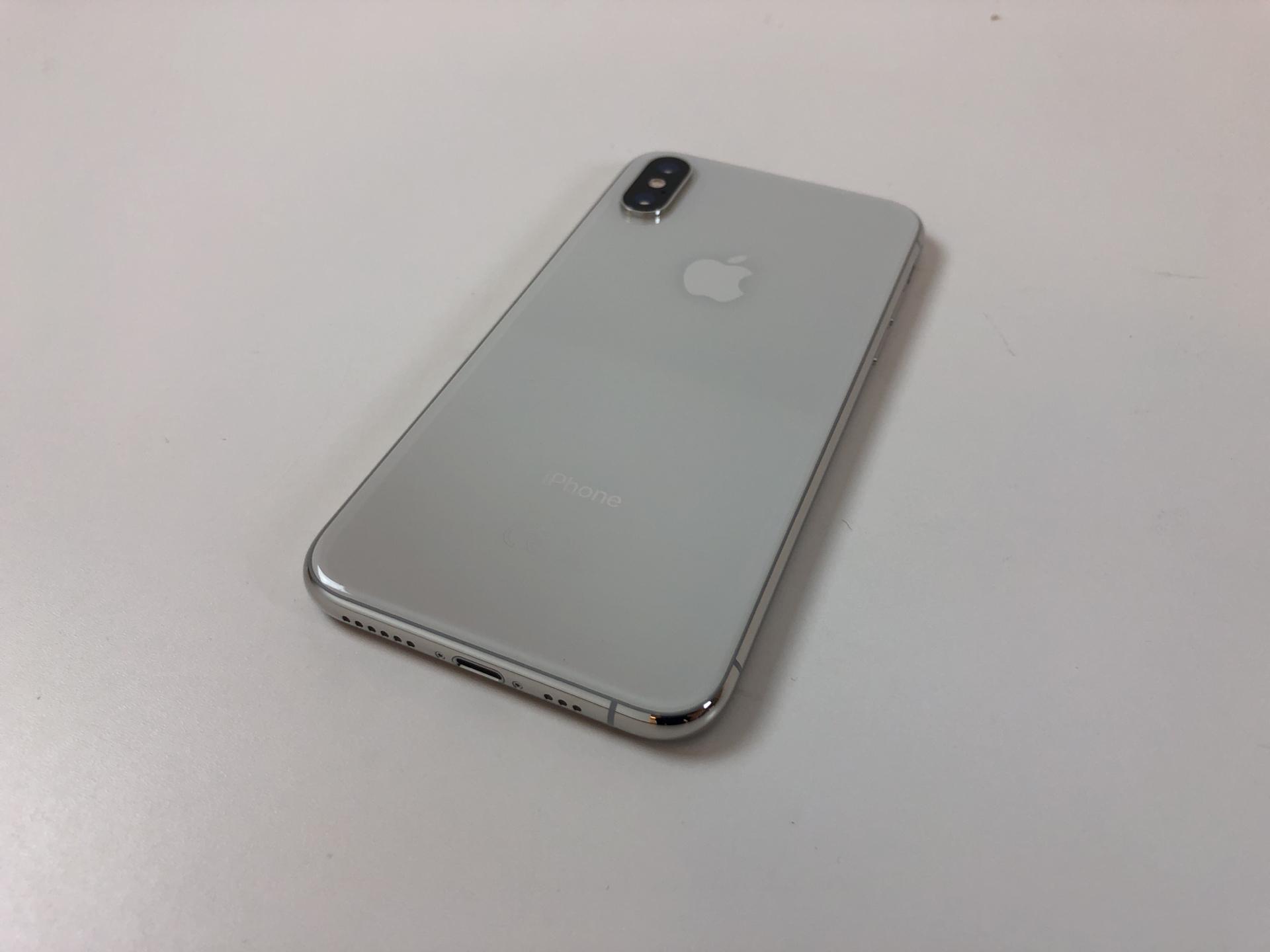 iPhone XS 256GB, 256GB, Silver, bild 3