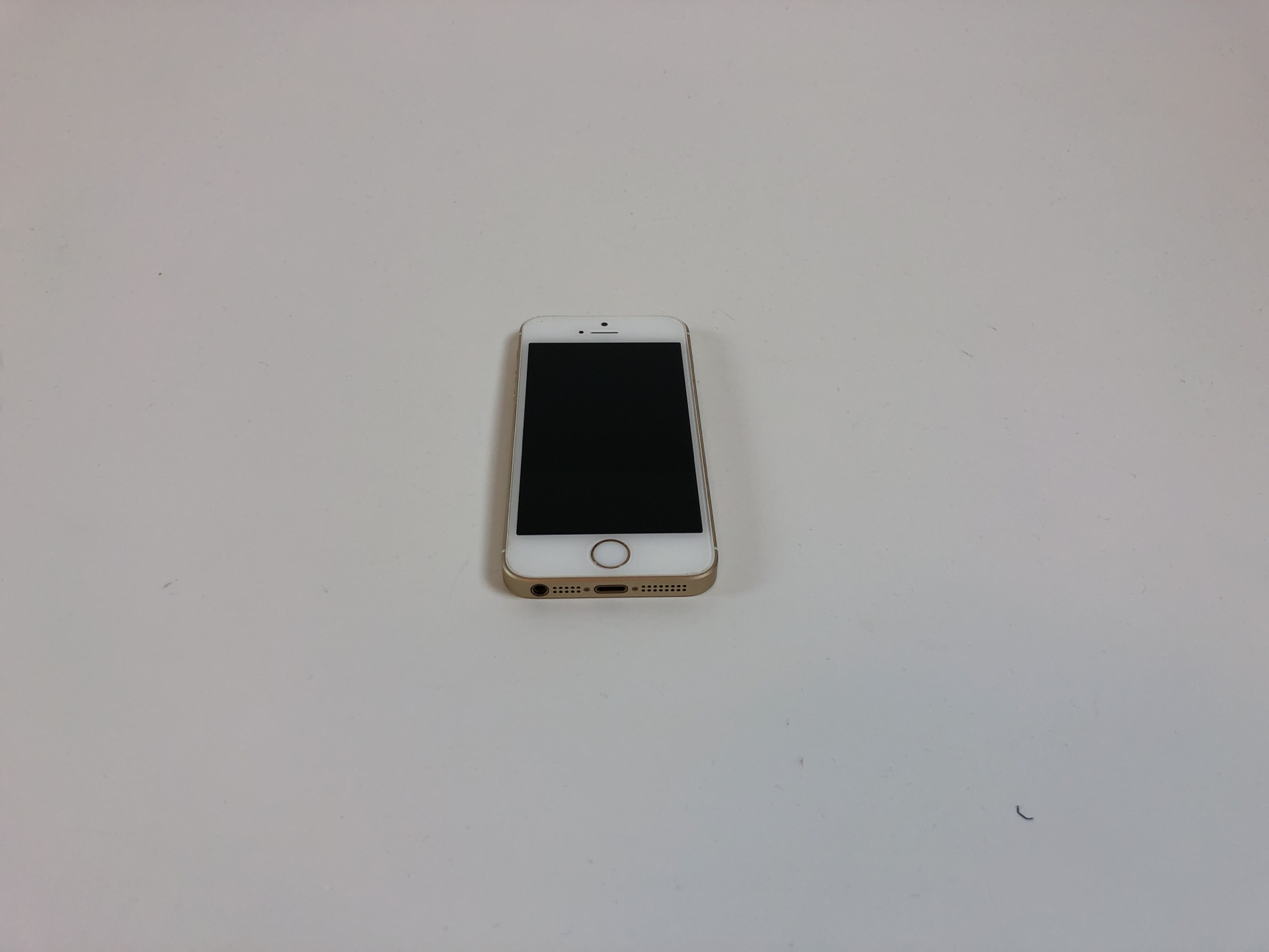 iPhone SE, 16GB, Gold, bild 1