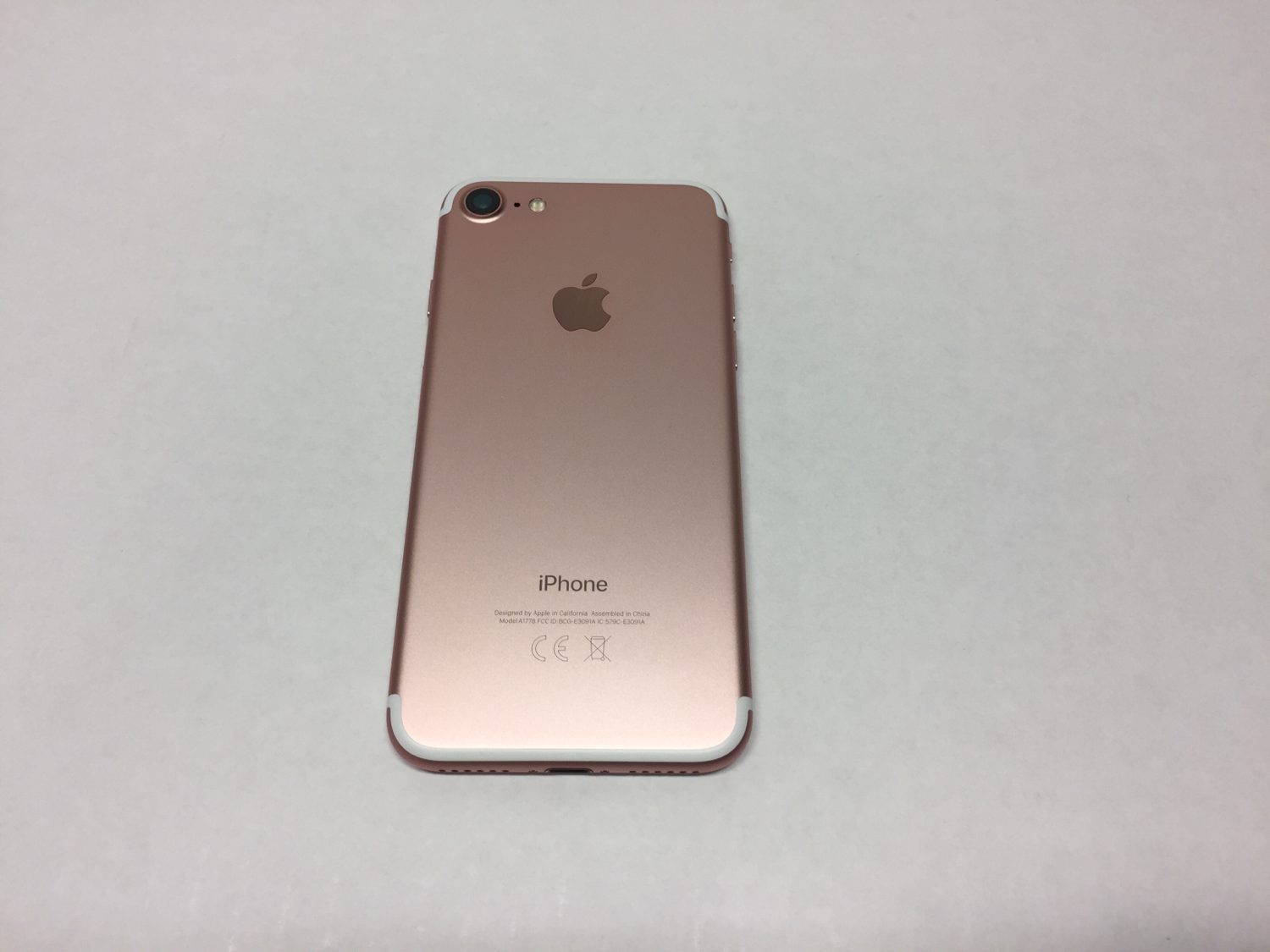 iPhone 7 32GB, 32GB, Rose Gold, bild 2