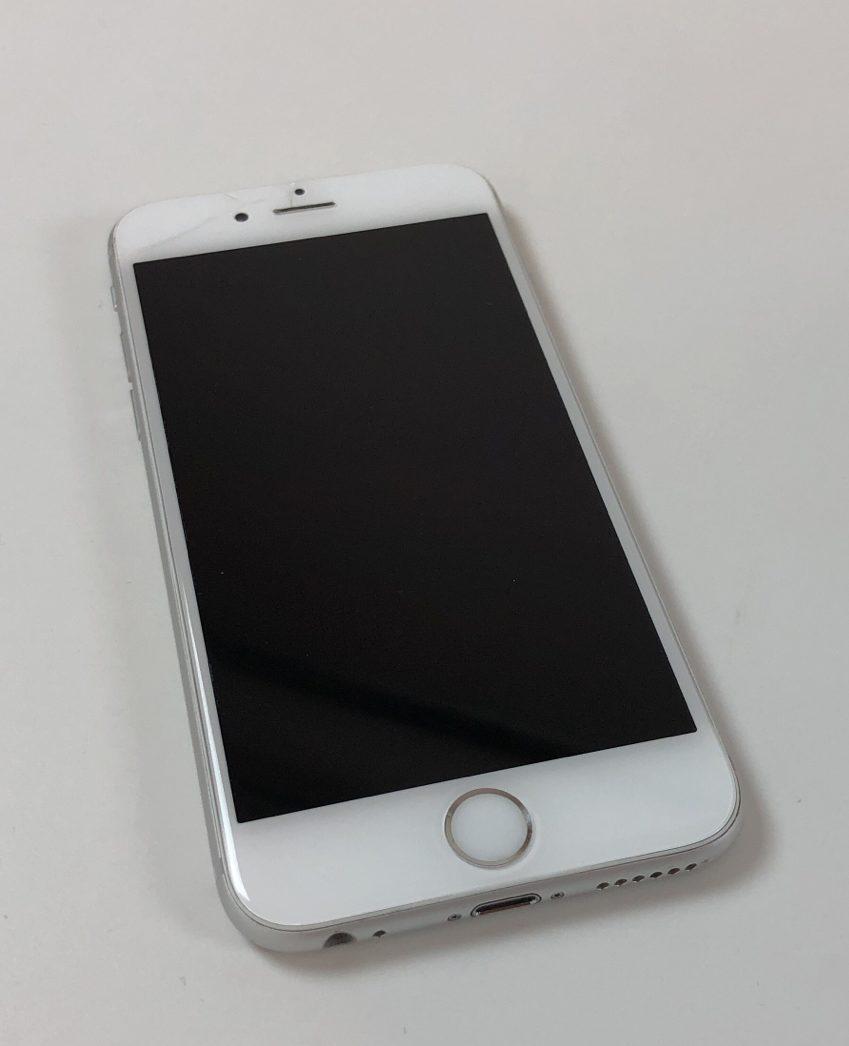 iPhone 6 16GB, 16GB, Silver, bild 1