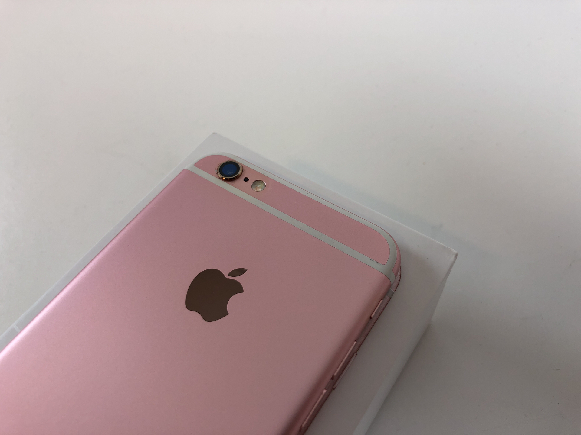 iPhone 6S 32GB, 32GB, Rose Gold, bild 4