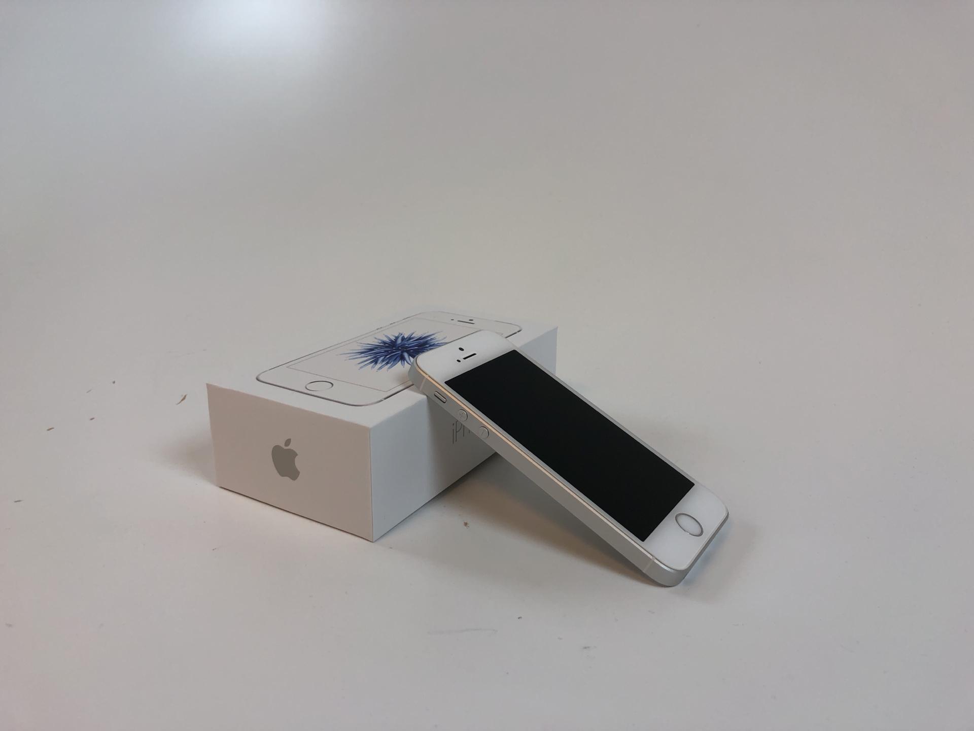 iPhone SE 32GB, 32GB, Silver, Afbeelding 1