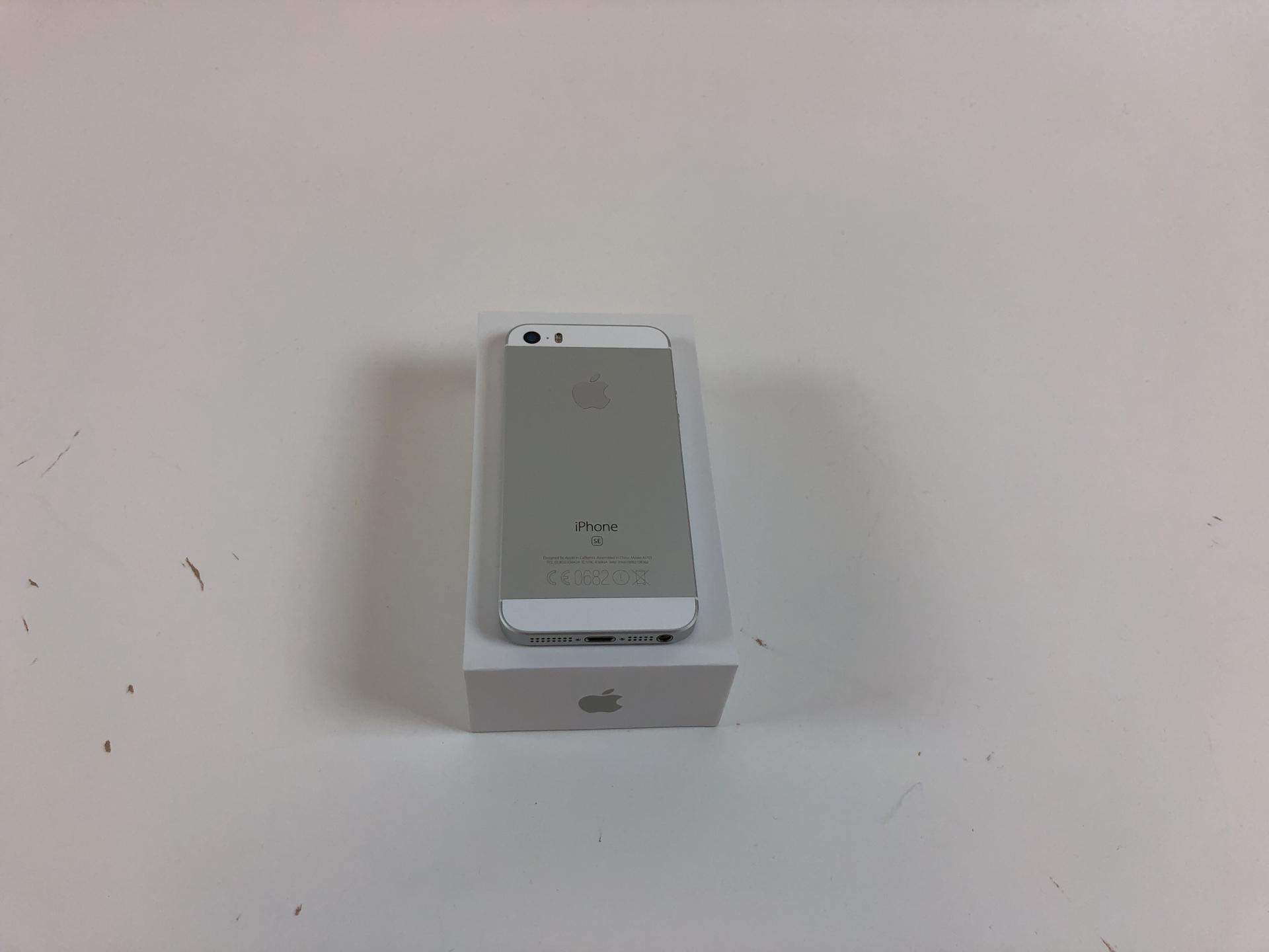 iPhone SE 32GB, 32GB, Silver, Afbeelding 3