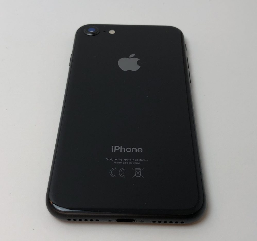 iPhone 8 256GB, 256GB, Space Gray, bild 2