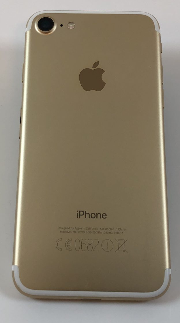 iPhone 7 128GB, 128GB, Gold, bild 2