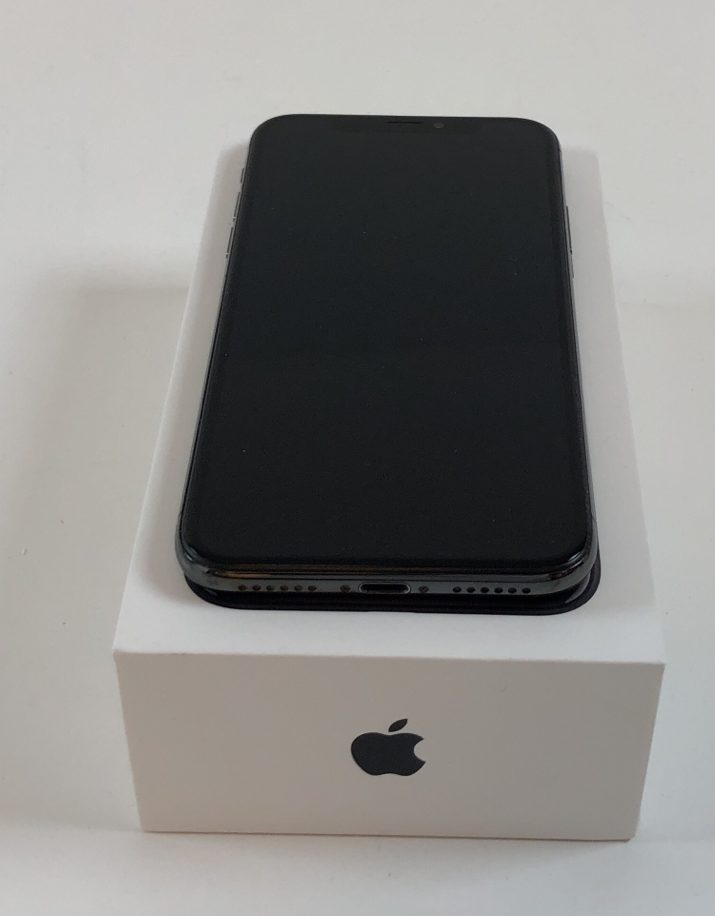 iPhone X 256GB, 256GB, Space Gray, bild 1