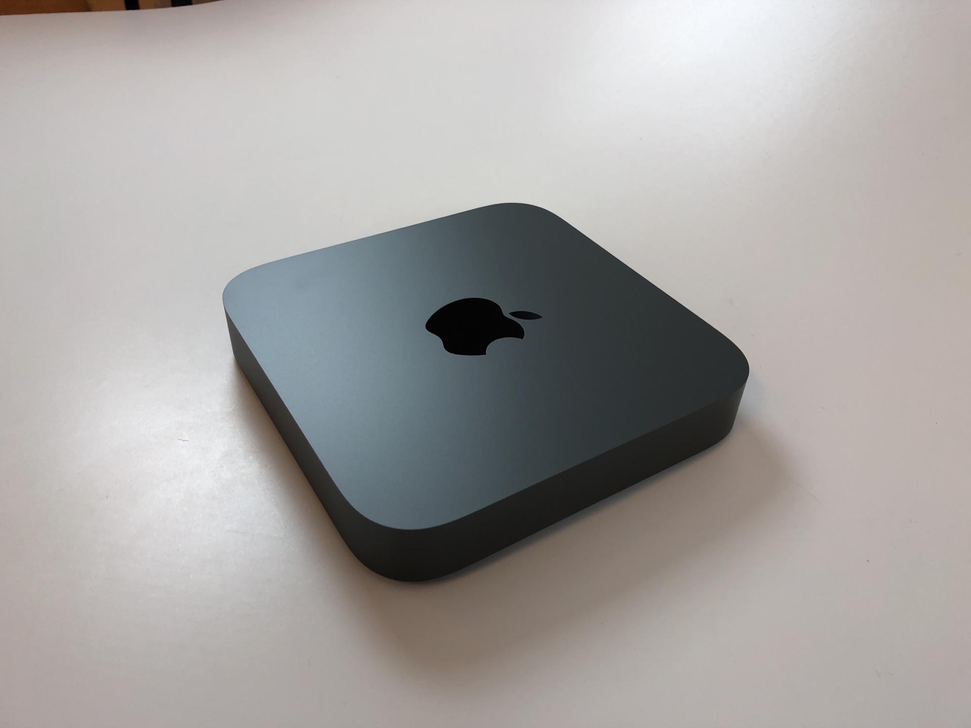 Mac Mini Late 2018 (Intel 6-Core i7 3.2 GHz 32 GB RAM 512 GB SSD), Intel 6-Core i7 3.2 GHz, 32 GB RAM, 512 GB SSD, obraz 2
