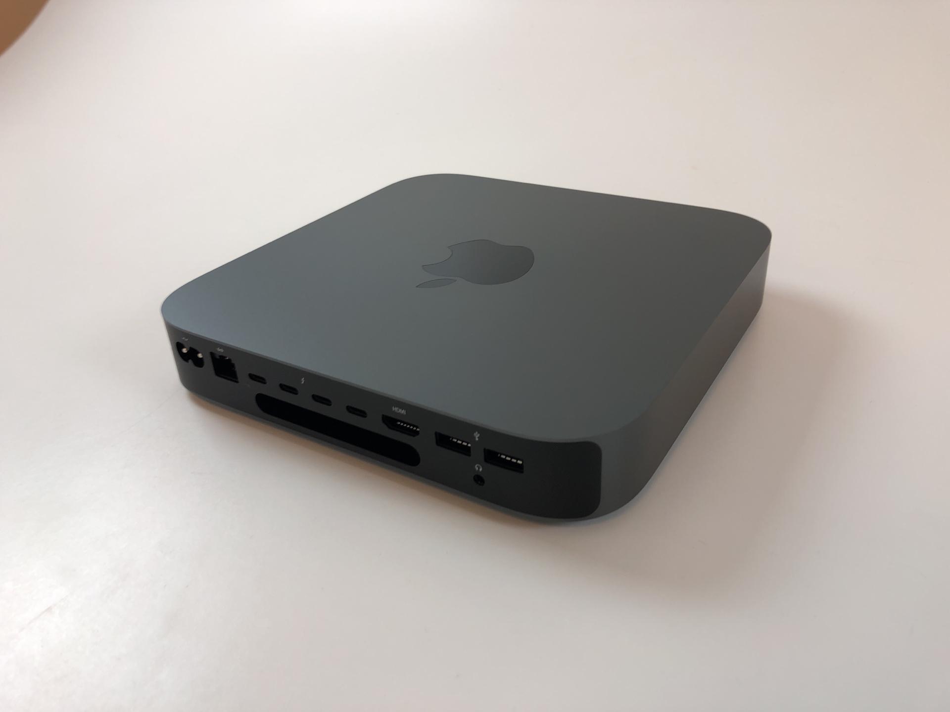 Mac Mini Late 2018 (Intel 6-Core i7 3.2 GHz 32 GB RAM 512 GB SSD), Intel 6-Core i7 3.2 GHz, 32 GB RAM, 512 GB SSD, obraz 3