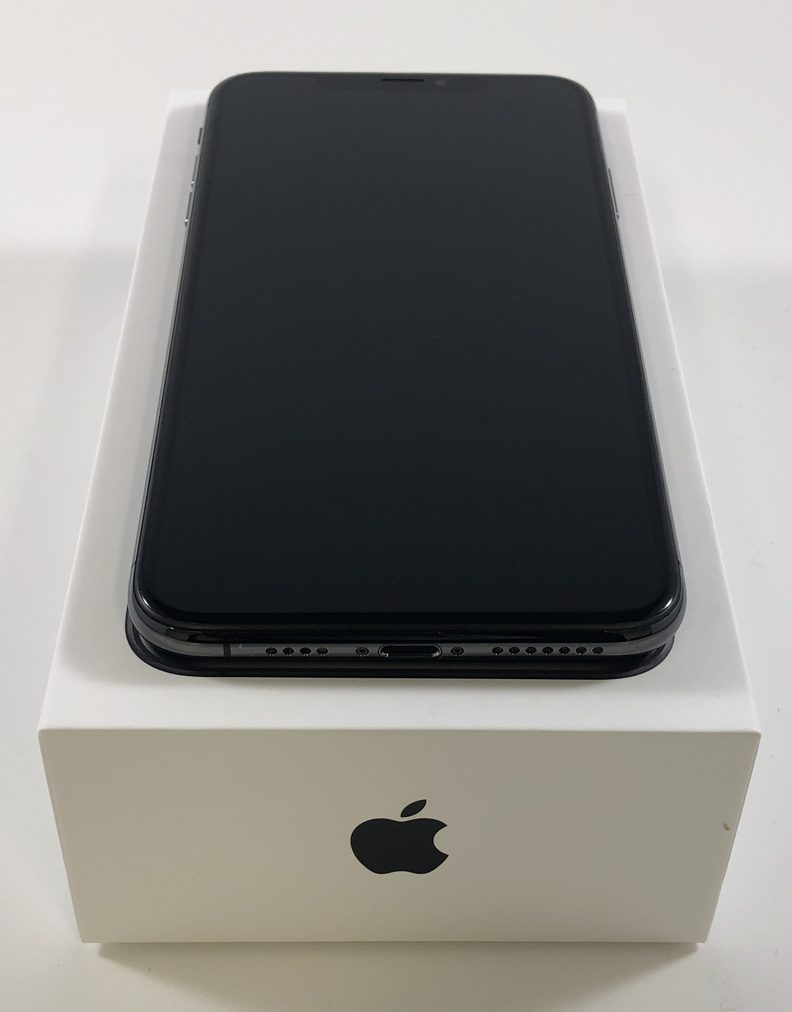 iPhone XS Max 256GB, 256GB, Space Gray, bild 1