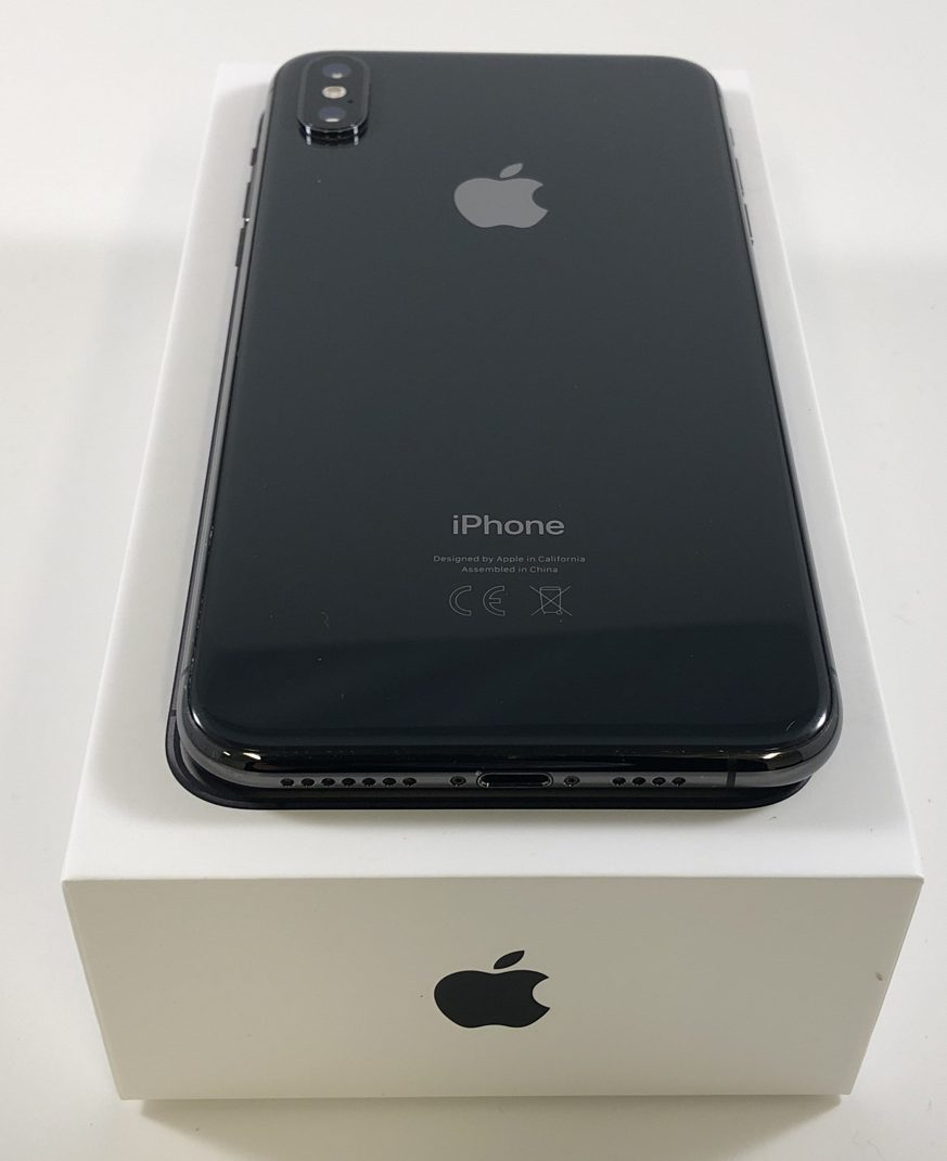iPhone XS Max 256GB, 256GB, Space Gray, bild 2
