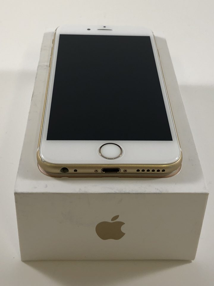 iPhone 6S 64GB, 64GB, Gold, bild 1