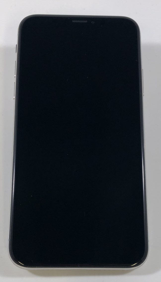 iPhone X 256GB, 256GB, Silver, bild 1