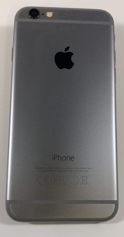 iPhone 6 16GB, 16GB, Space Gray, bild 2