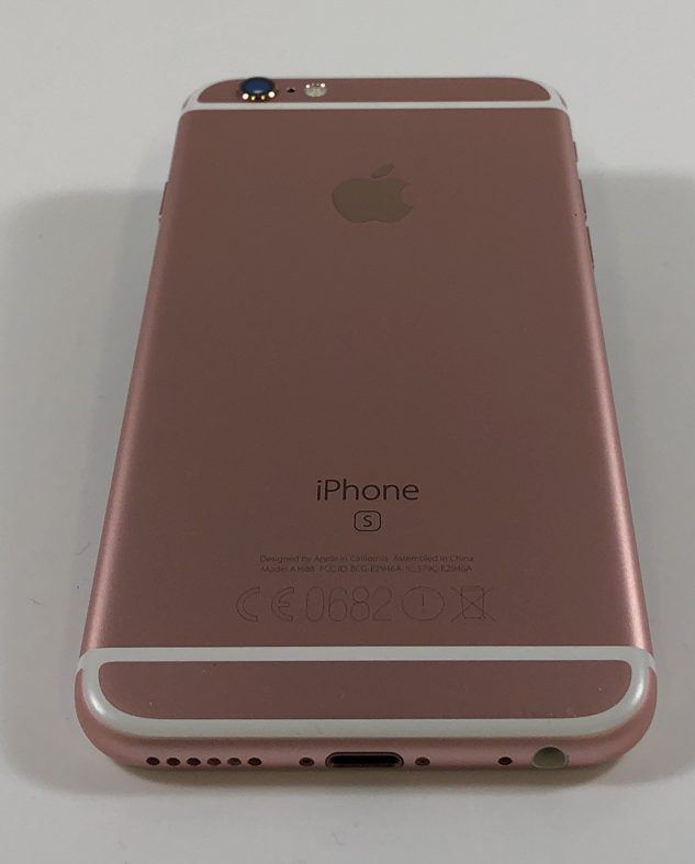 iPhone 6S 64GB, 64GB, Rose Gold, bild 2