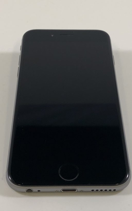 iPhone 6 32GB, 32GB, Space Gray, bild 1