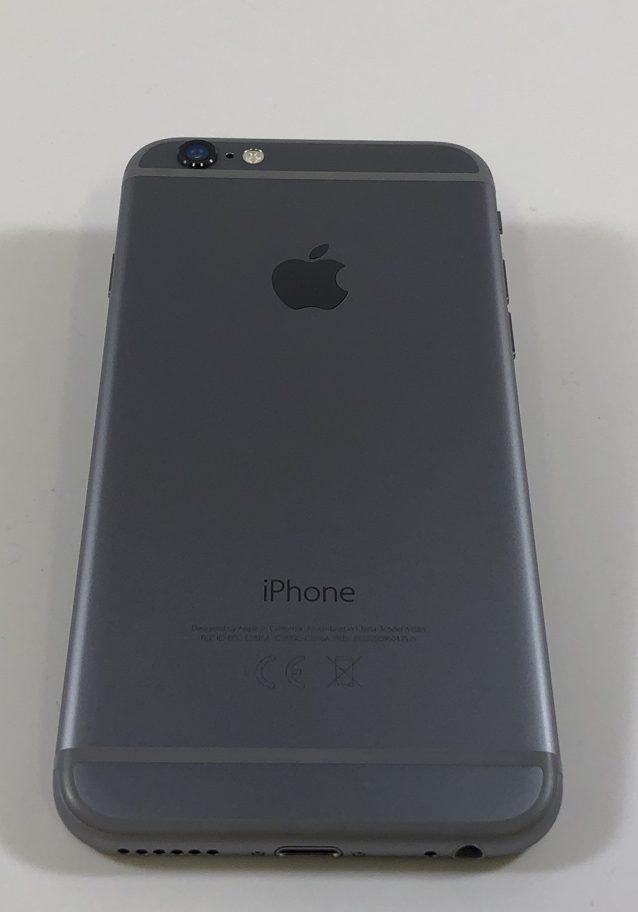 iPhone 6 32GB, 32GB, Space Gray, bild 2