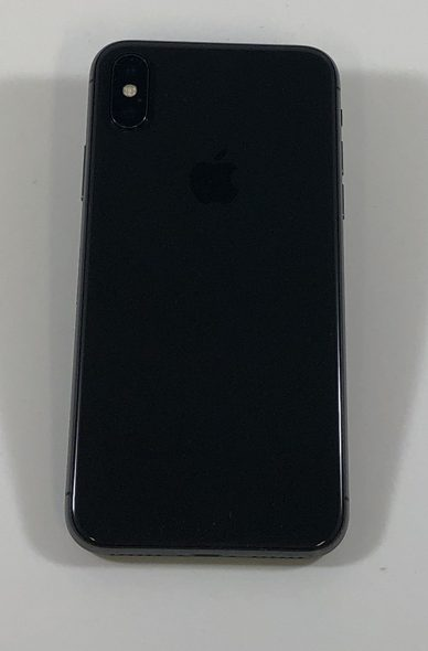 iPhone X 256GB, 256GB, Space Gray, imagen 1