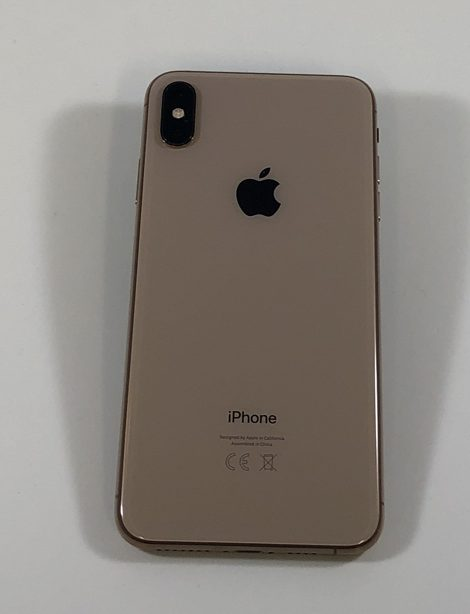 iPhone XS Max 512GB, 512GB, Gold, bild 2