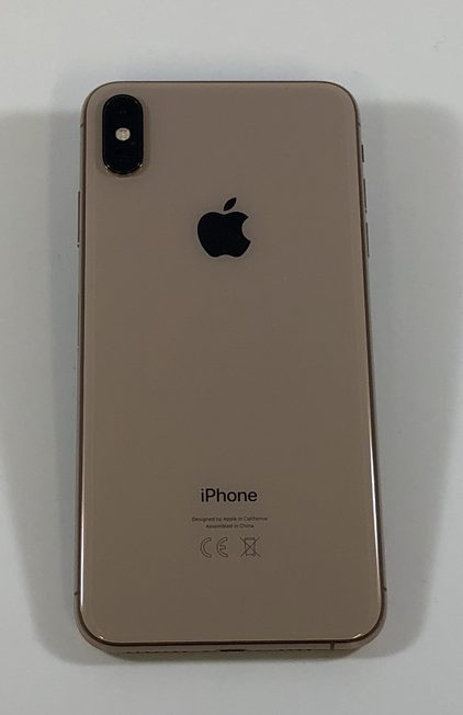 iPhone XS Max 512GB, 512GB, Gold, Kuva 2