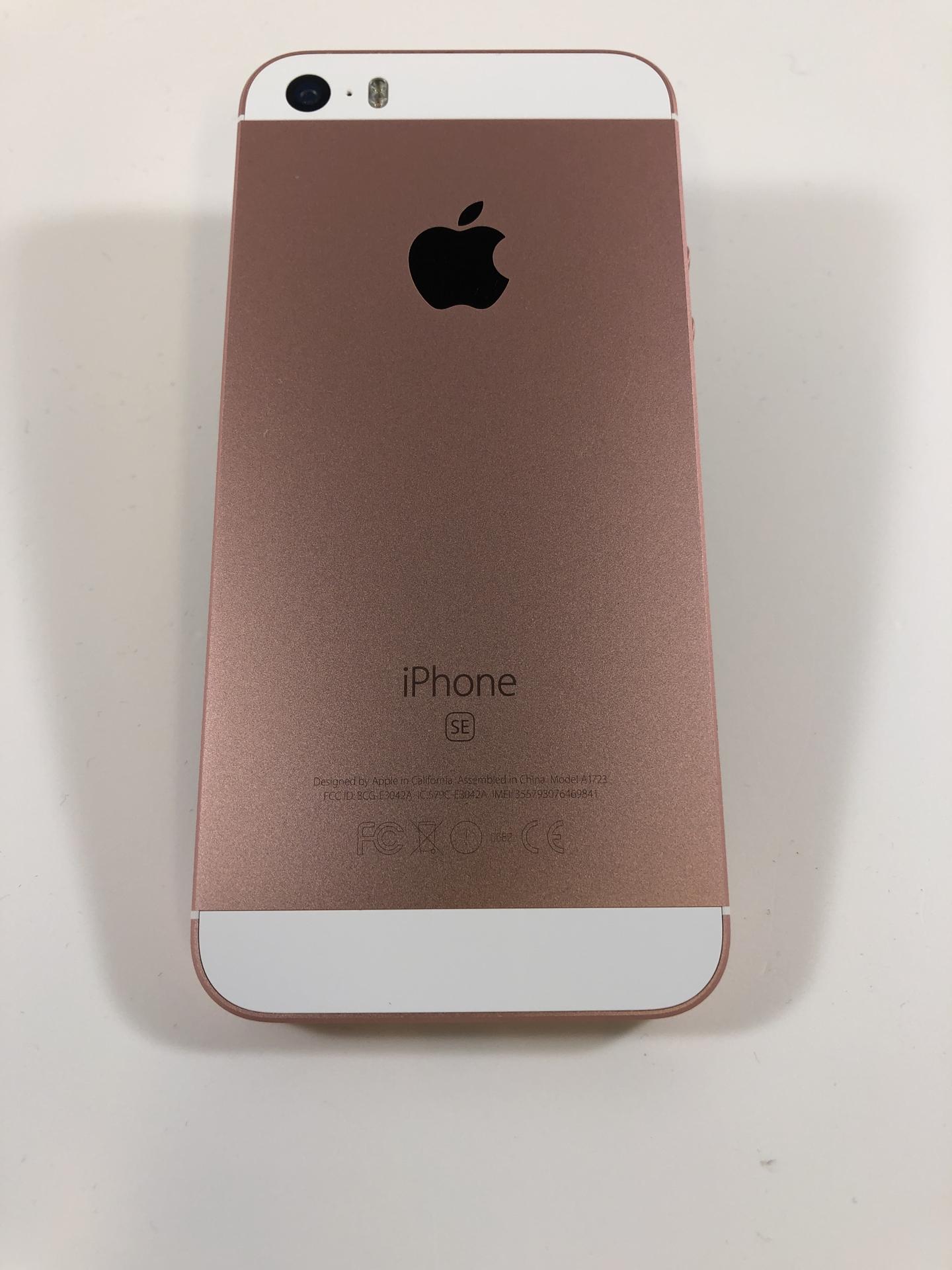 iPhone SE 64GB, 64GB, Rose Gold, bild 2