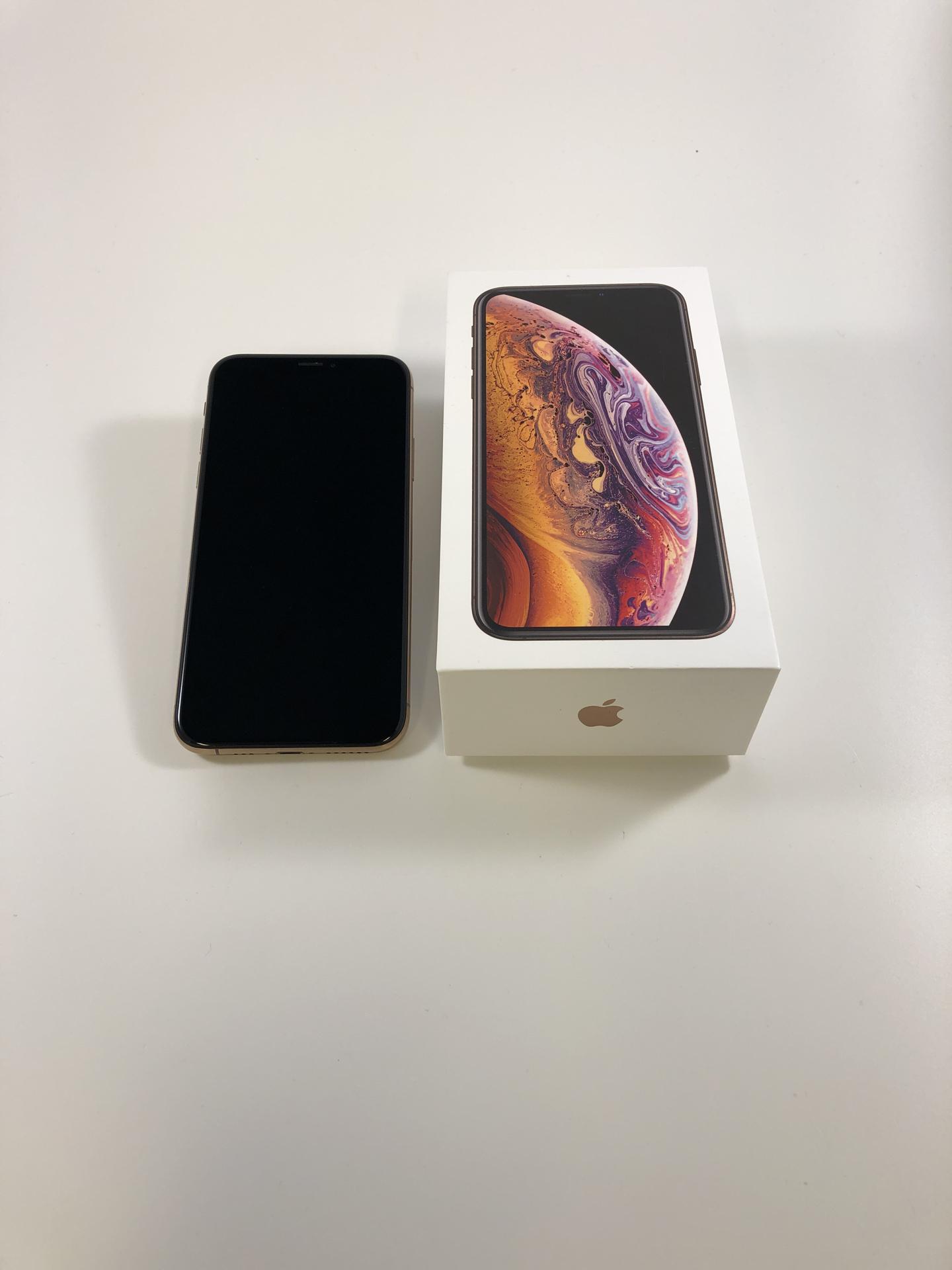 iPhone XS 256GB, 256GB, Gold, image 1