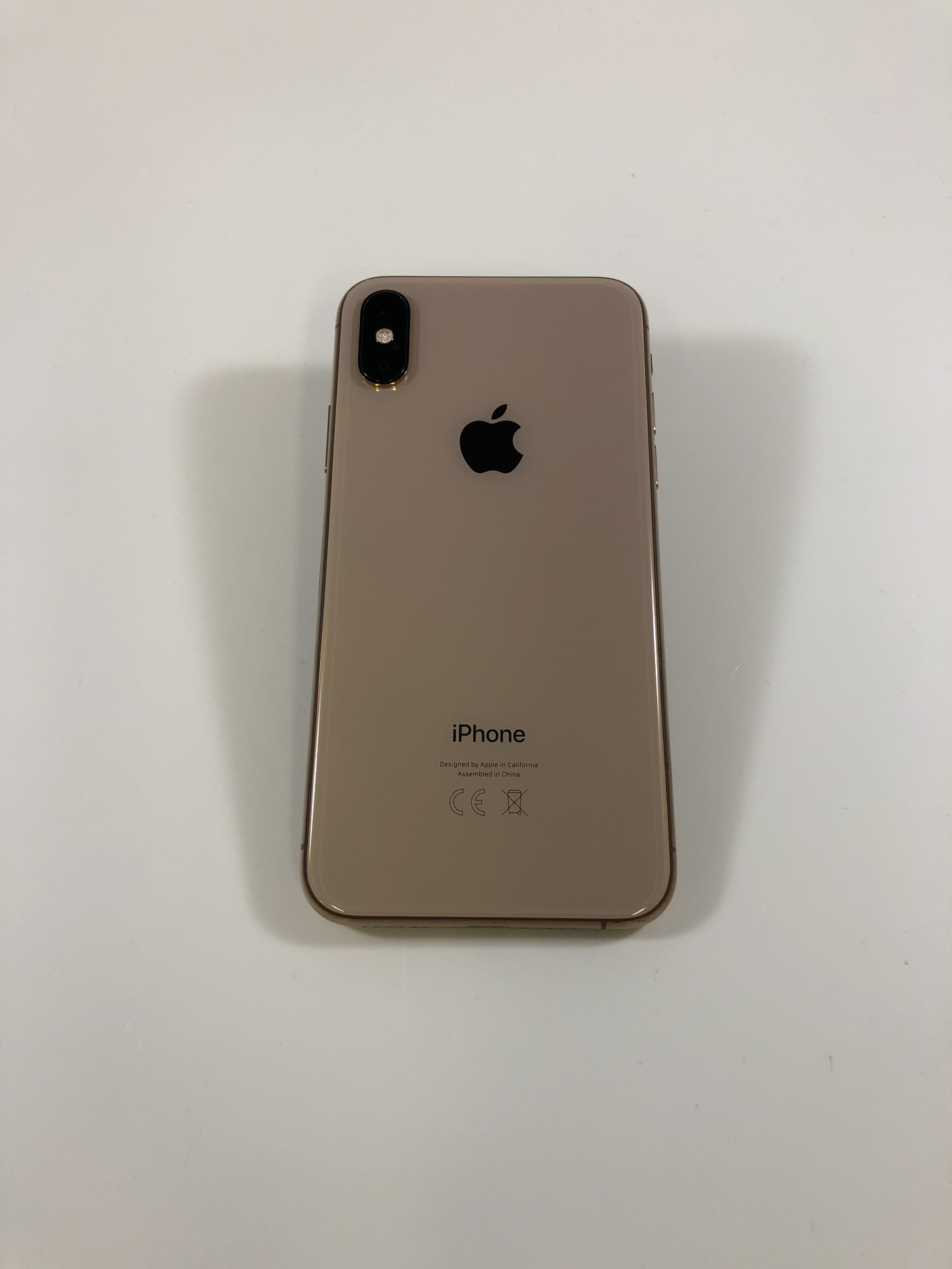 iPhone XS 256GB, 256GB, Gold, Bild 3