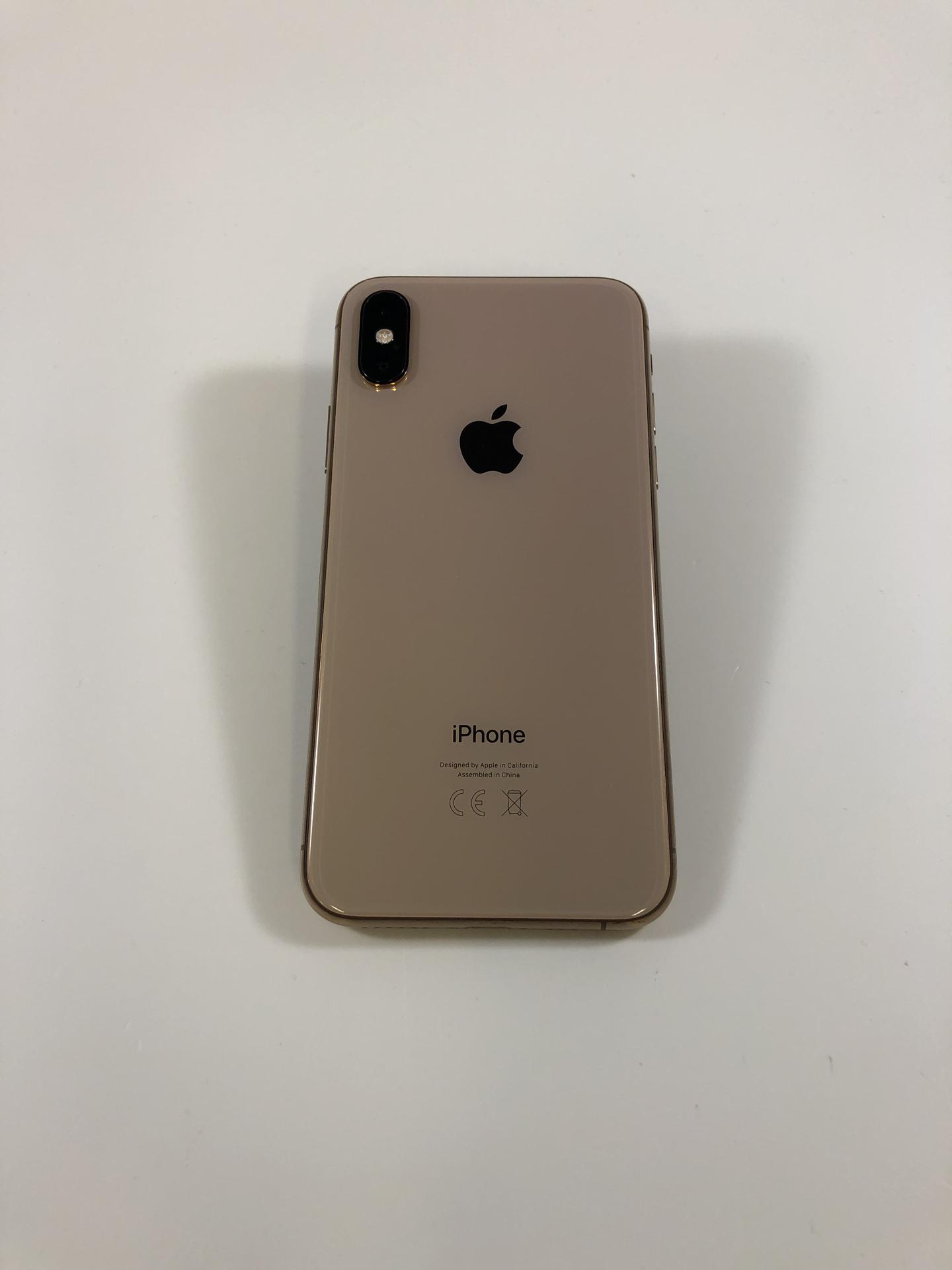 iPhone XS 256GB, 256GB, Gold, image 3