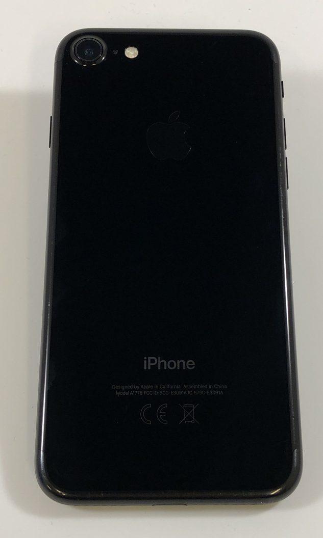 iPhone 7 32GB, 32GB, Jet Black, bild 2