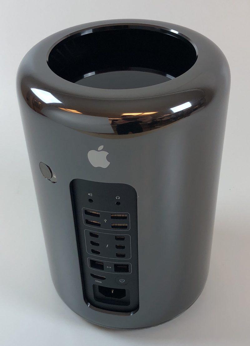 Mac Pro Late 2013 (Intel Quad-Core Xeon 3.7 GHz 12 GB RAM 256 GB SSD), Intel Quad-Core Xeon 3.7 GHz, 12 GB RAM, 256 GB SSD, bild 2