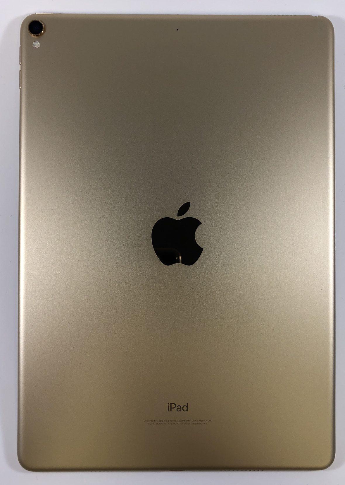 """iPad Pro 10.5"""" Wi-Fi 256GB, 256GB, Gold, bild 2"""