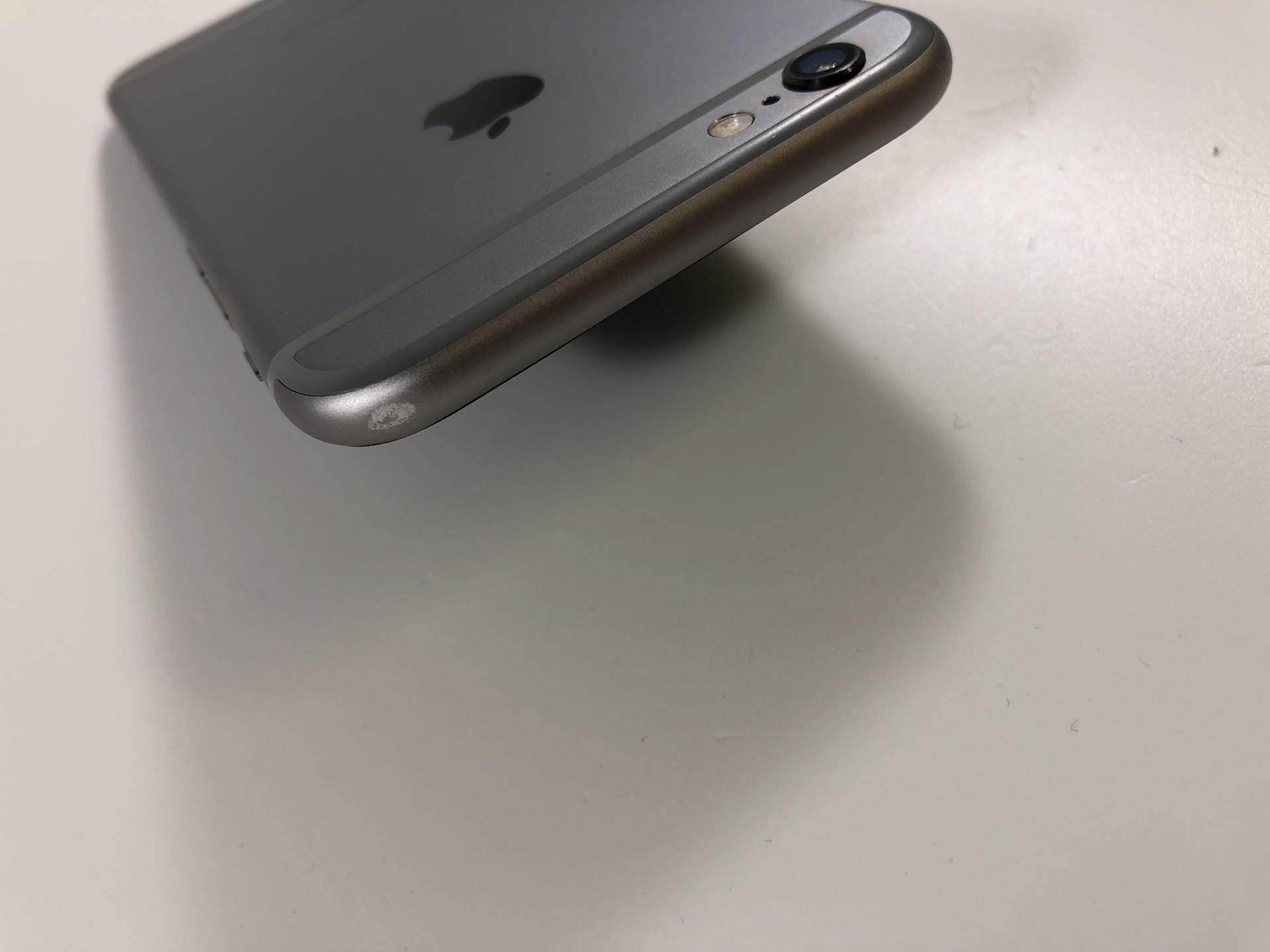 iPhone 6 16GB, 16GB, Space Gray, bild 3