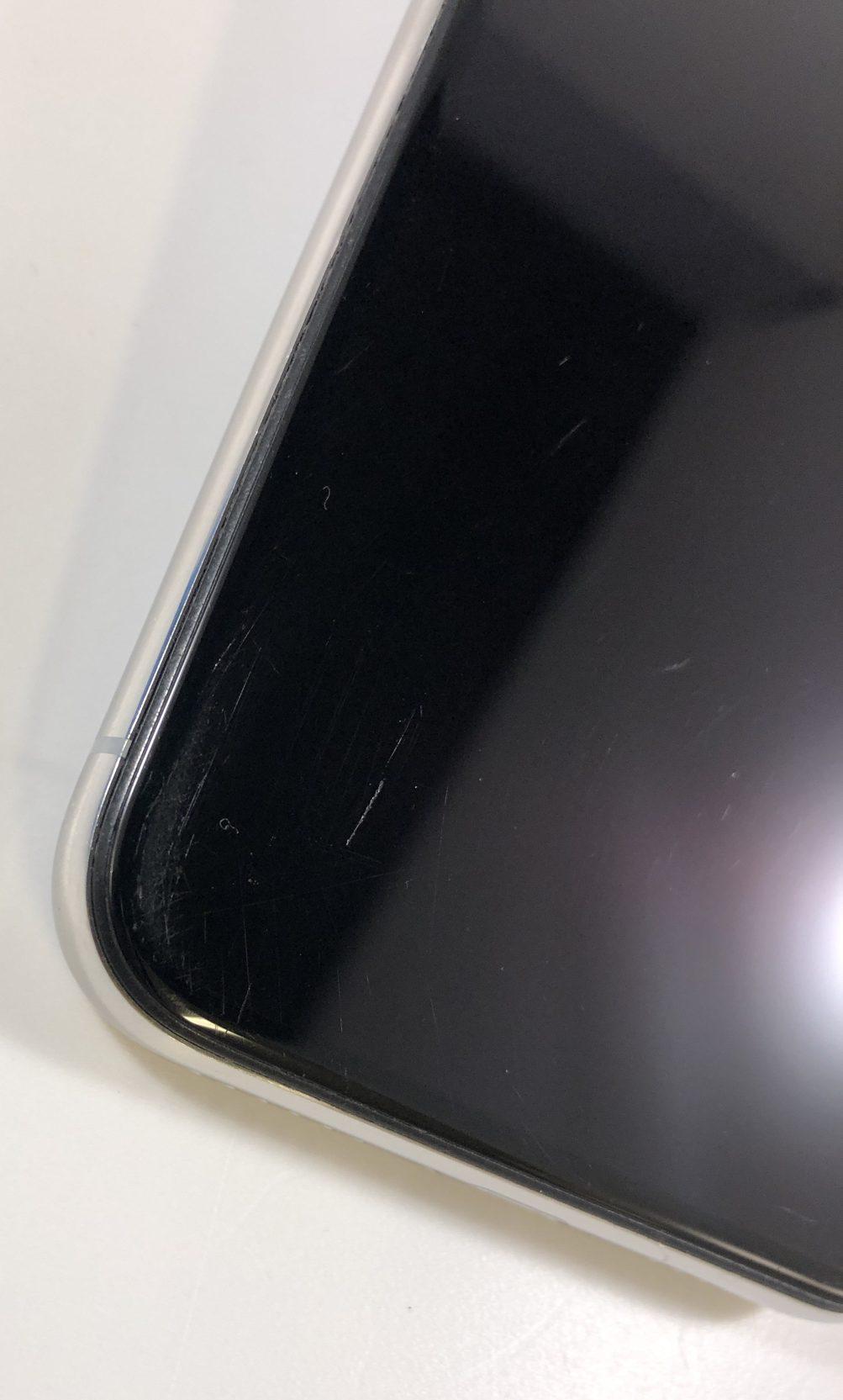 iPhone X 256GB, 256GB, Silver, bild 2