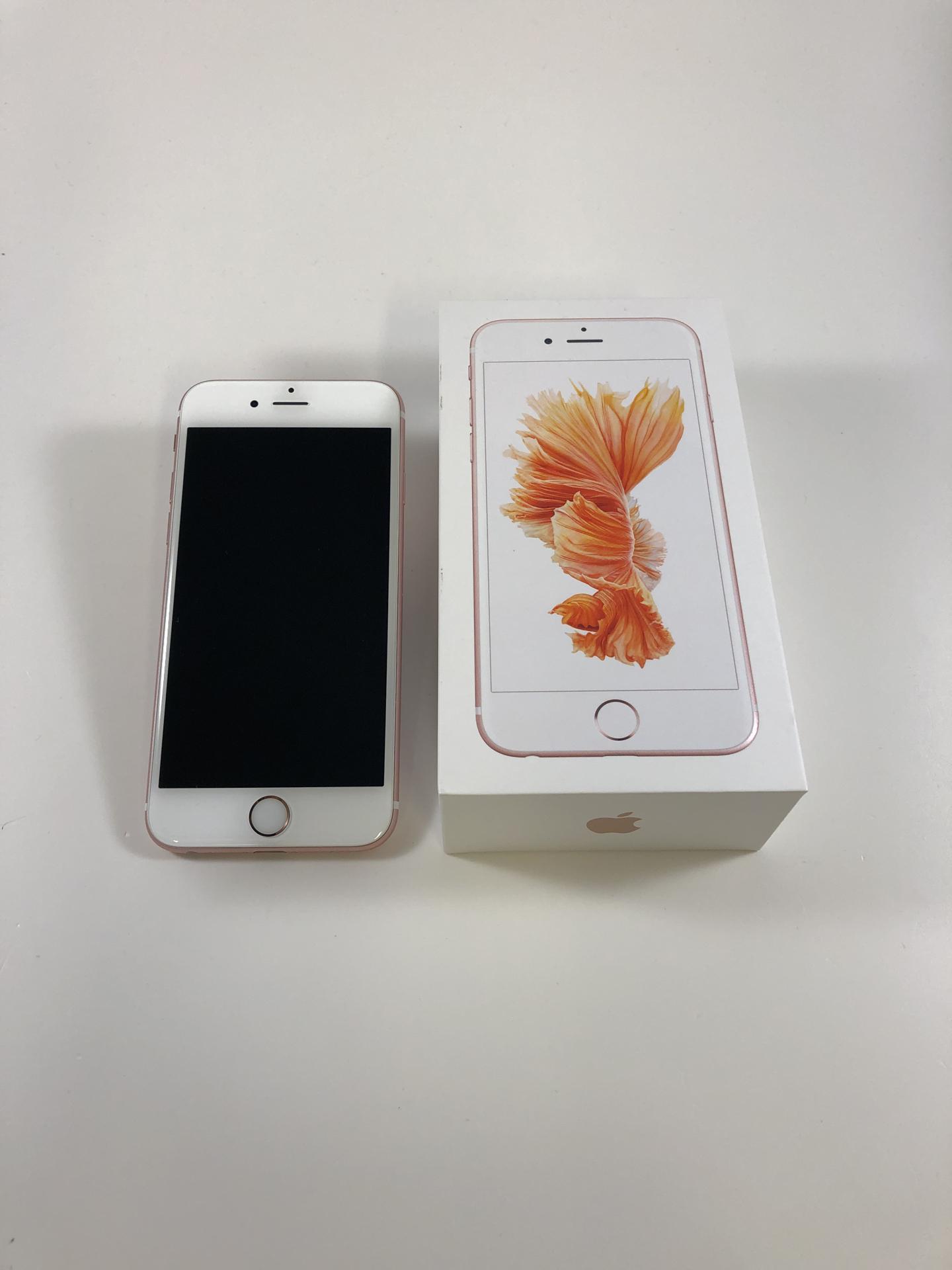 iPhone 6S 16GB, 16GB, Rose Gold, bild 3