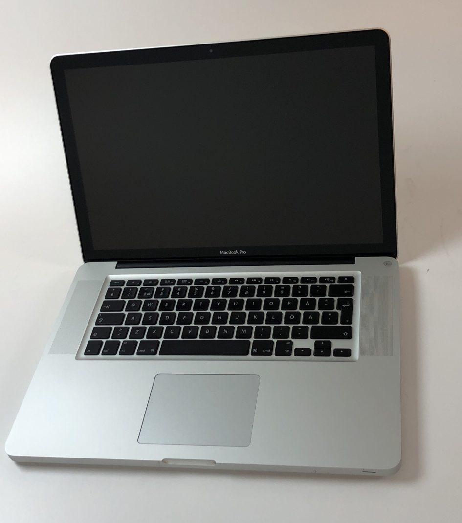 "MacBook Pro 15"" Mid 2012 (Intel Quad-Core i7 2.3 GHz 8 GB RAM 256 GB SSD), Intel Quad-Core i7 2.3 GHz, 8 GB RAM, 256 GB SSD, bild 1"