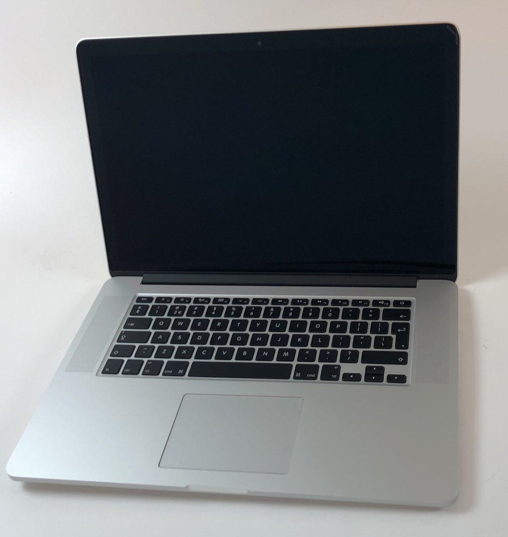 """MacBook Pro Retina 15"""" Mid 2015 (Intel Quad-Core i7 2.2 GHz 16 GB RAM 256 GB SSD), Intel Quad-Core i7 2.2 GHz, 16 GB RAM, 256 GB SSD, bild 1"""