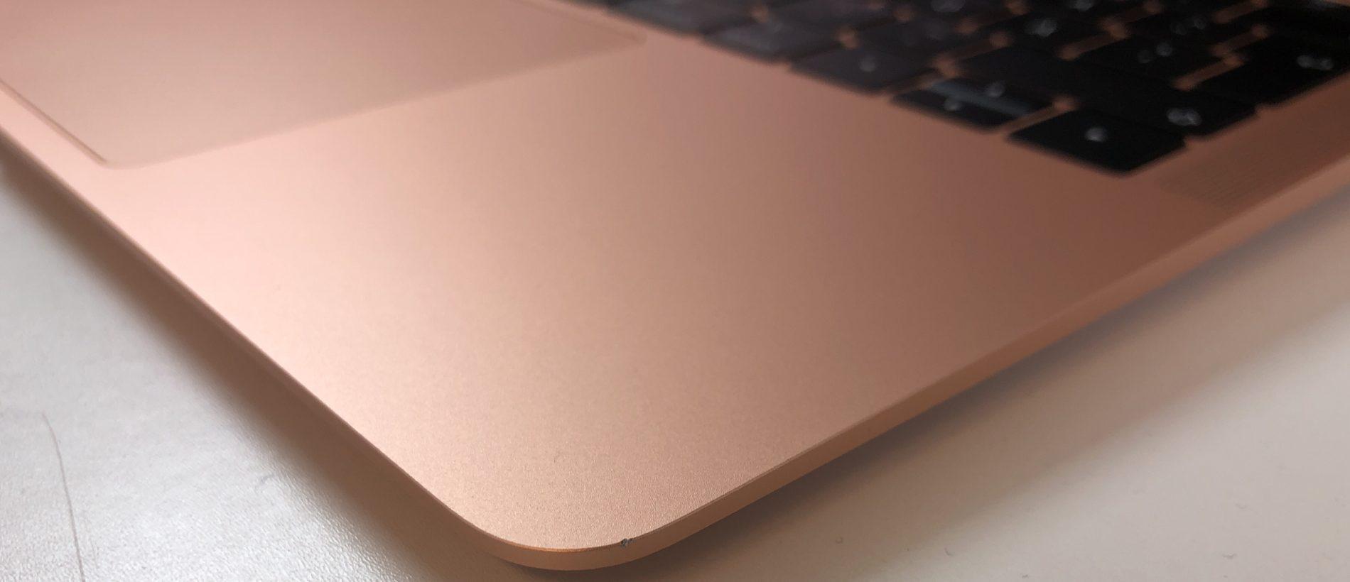 """MacBook Air 13"""" Mid 2019 (Intel Core i5 1.6 GHz 8 GB RAM 128 GB SSD), Gold, Intel Core i5 1.6 GHz, 8 GB RAM, 128 GB SSD, bild 3"""