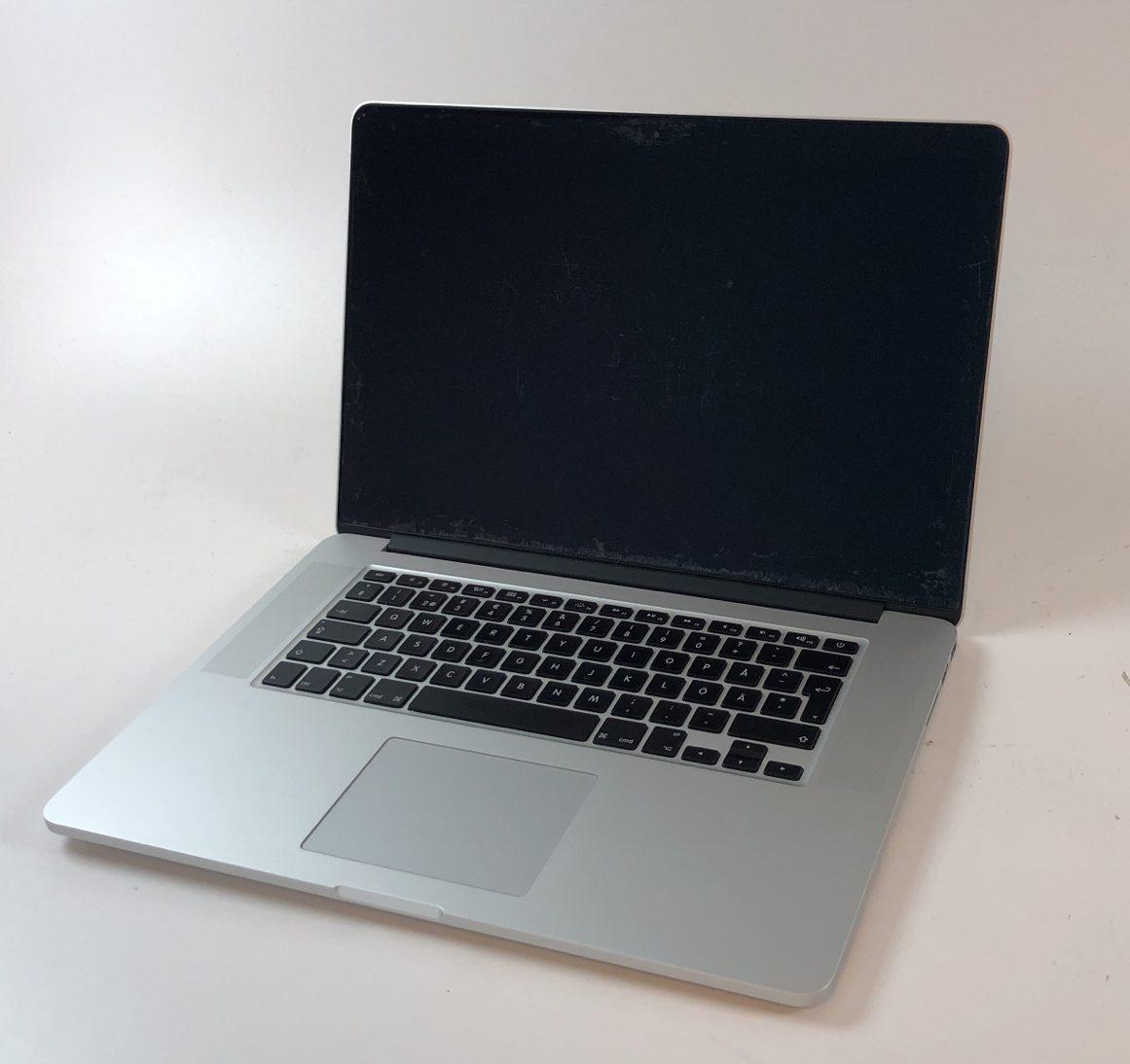 """MacBook Pro Retina 15"""" Mid 2015 (Intel Quad-Core i7 2.5 GHz 16 GB RAM 512 GB SSD), Intel Quad-Core i7 2.5 GHz, 16 GB RAM, 512 GB SSD, bild 1"""