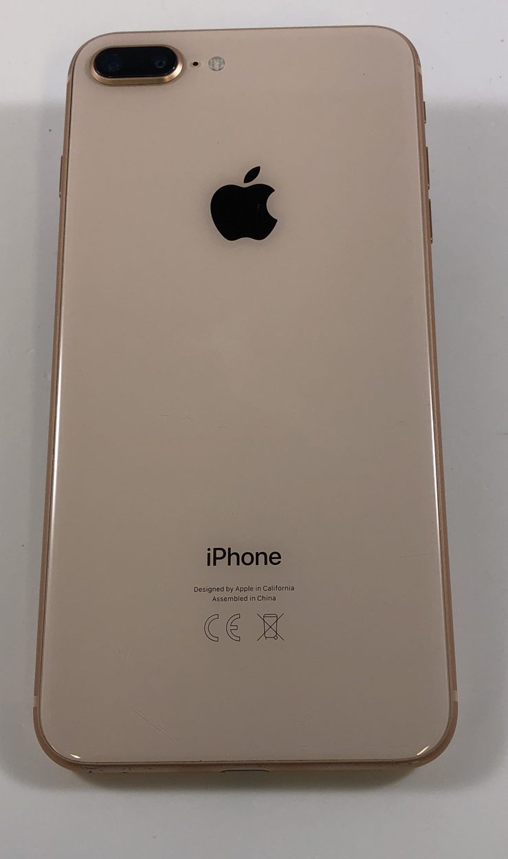 iPhone 8 Plus 64GB, 64GB, Gold, Kuva 3