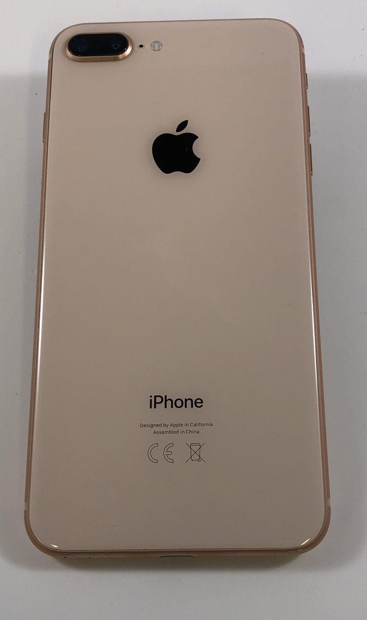 iPhone 8 Plus 64GB, 64GB, Gold, image 3