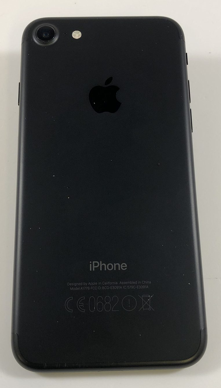 iPhone 7 32GB, 32GB, Black, bild 3