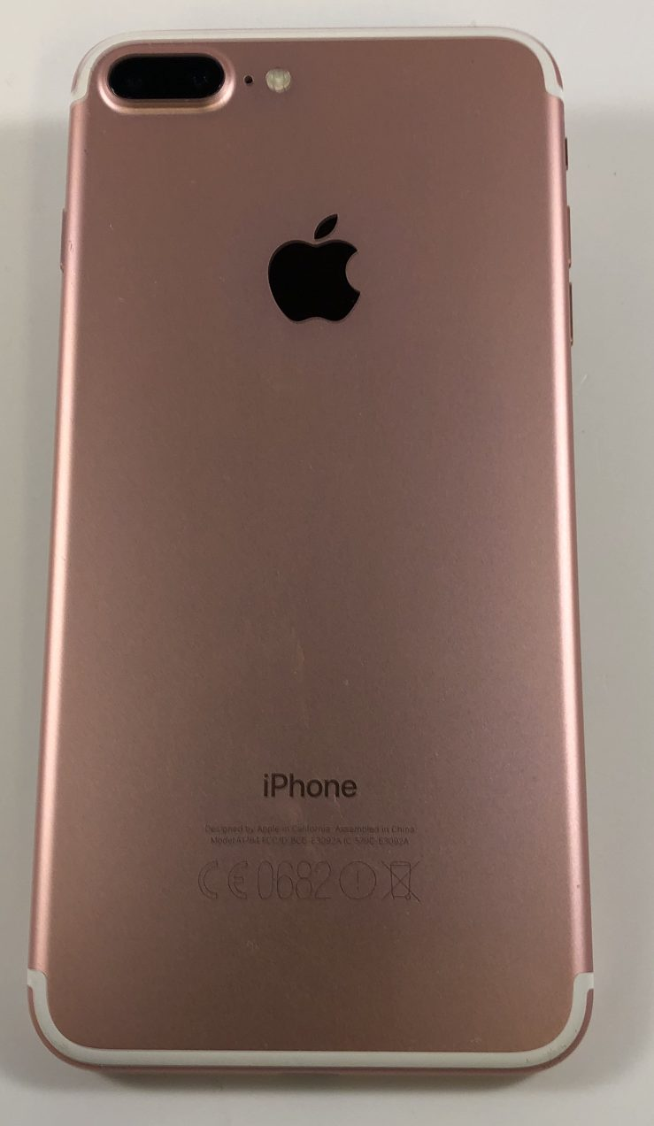 iPhone 7 Plus 256GB, 256GB, Rose Gold, image 3