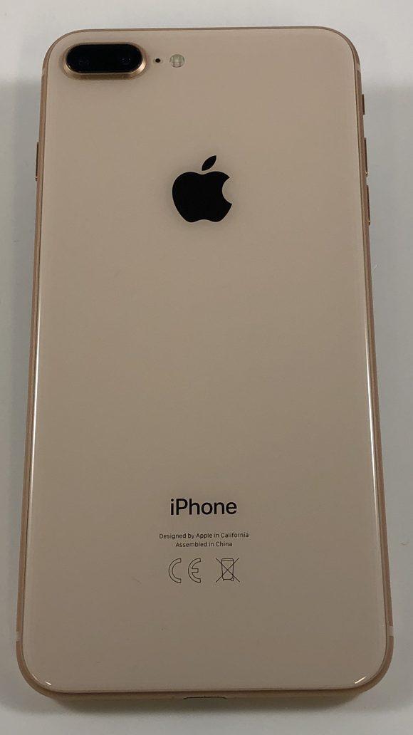 iPhone 8 Plus 64GB, 64GB, Gold, bild 2