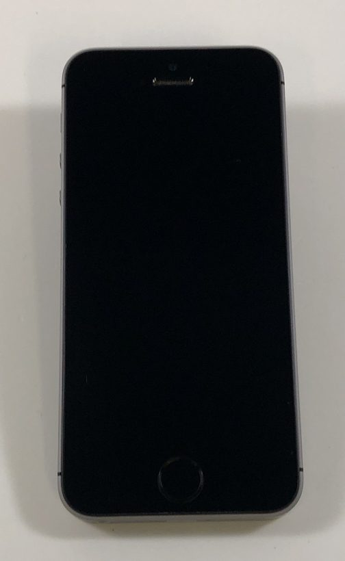 iPhone SE 64GB, 64GB, Space Gray, bild 1