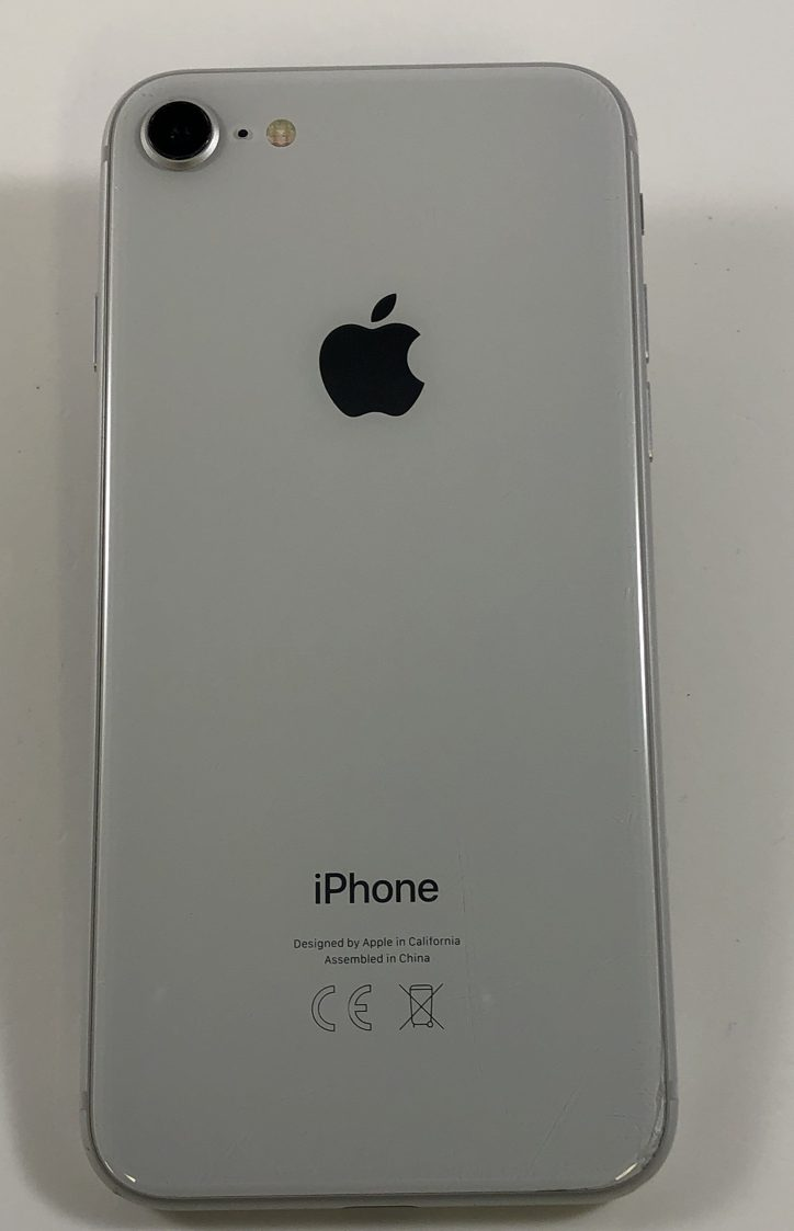 iPhone 8 64GB, 64GB, Silver, bild 2