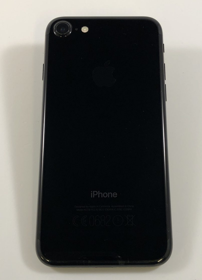 iPhone 7 256GB, 256GB, Jet Black, bild 2