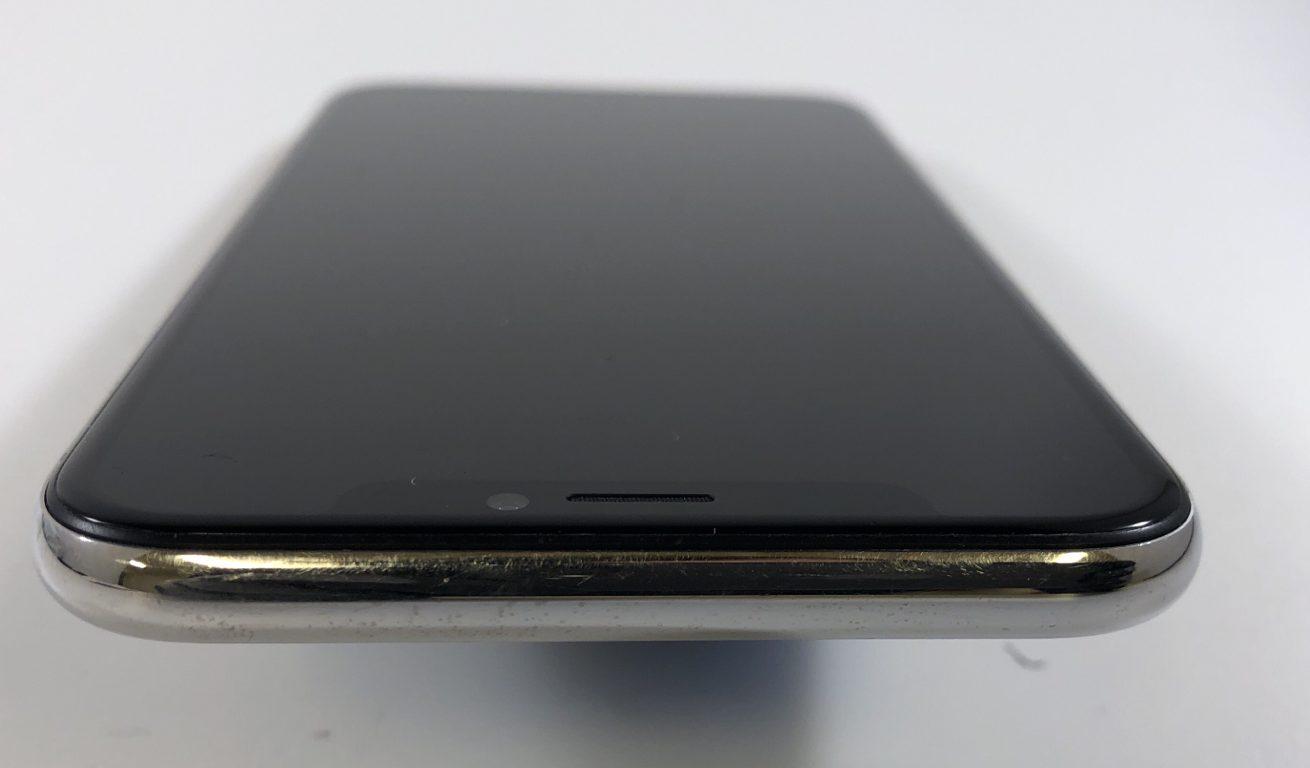 iPhone X 64GB, 64GB, Silver, image 3