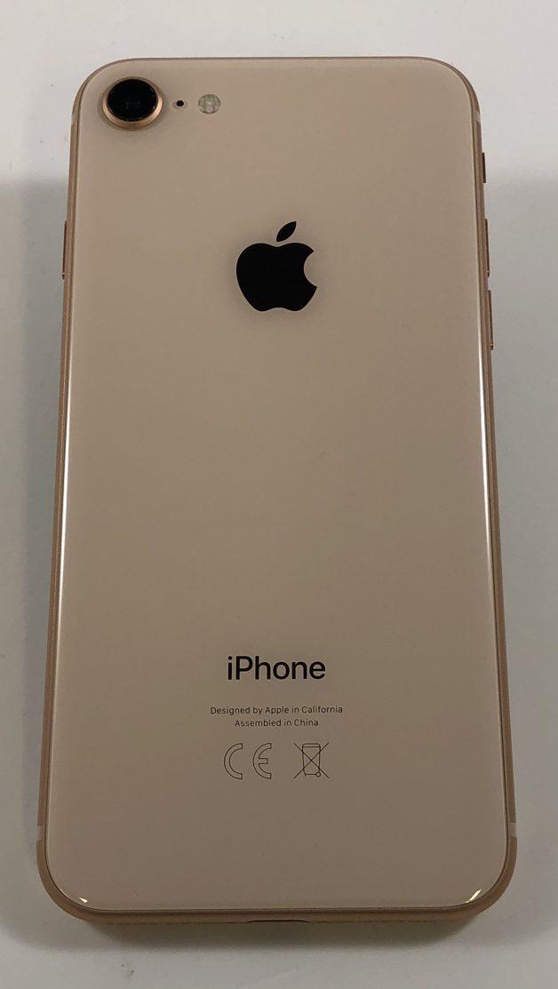 iPhone 8 64GB, 64GB, Gold, bild 2