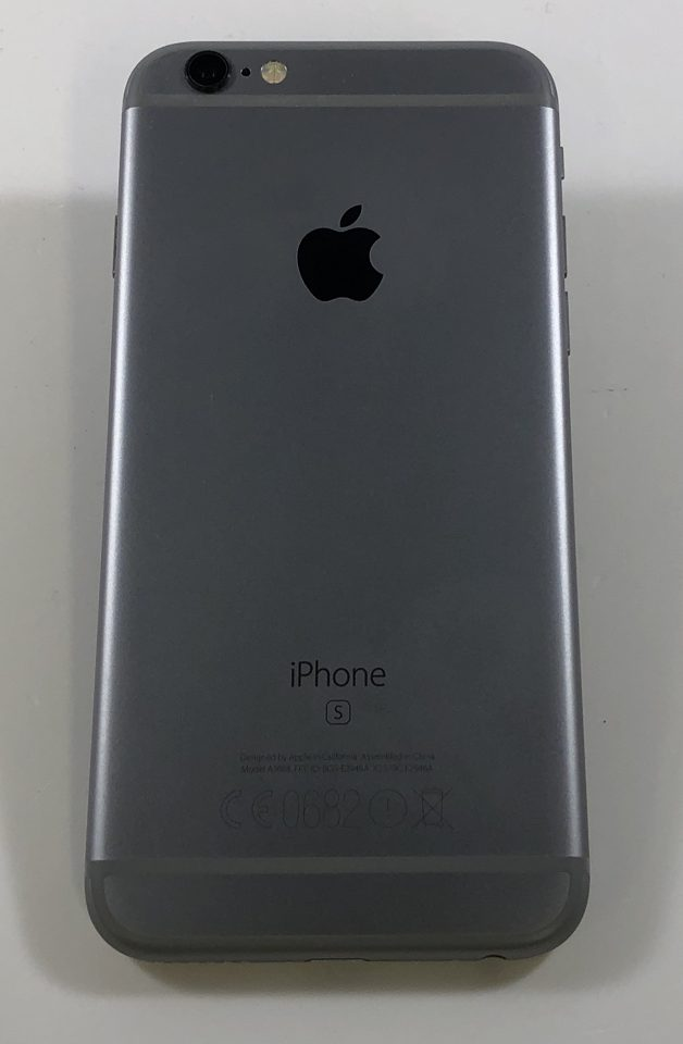 iPhone 6S 16GB, 16GB, Space Gray, Bild 2