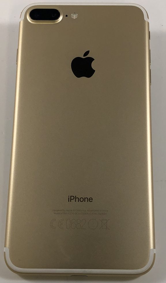iPhone 7 Plus 128GB, 128GB, Gold, bild 2