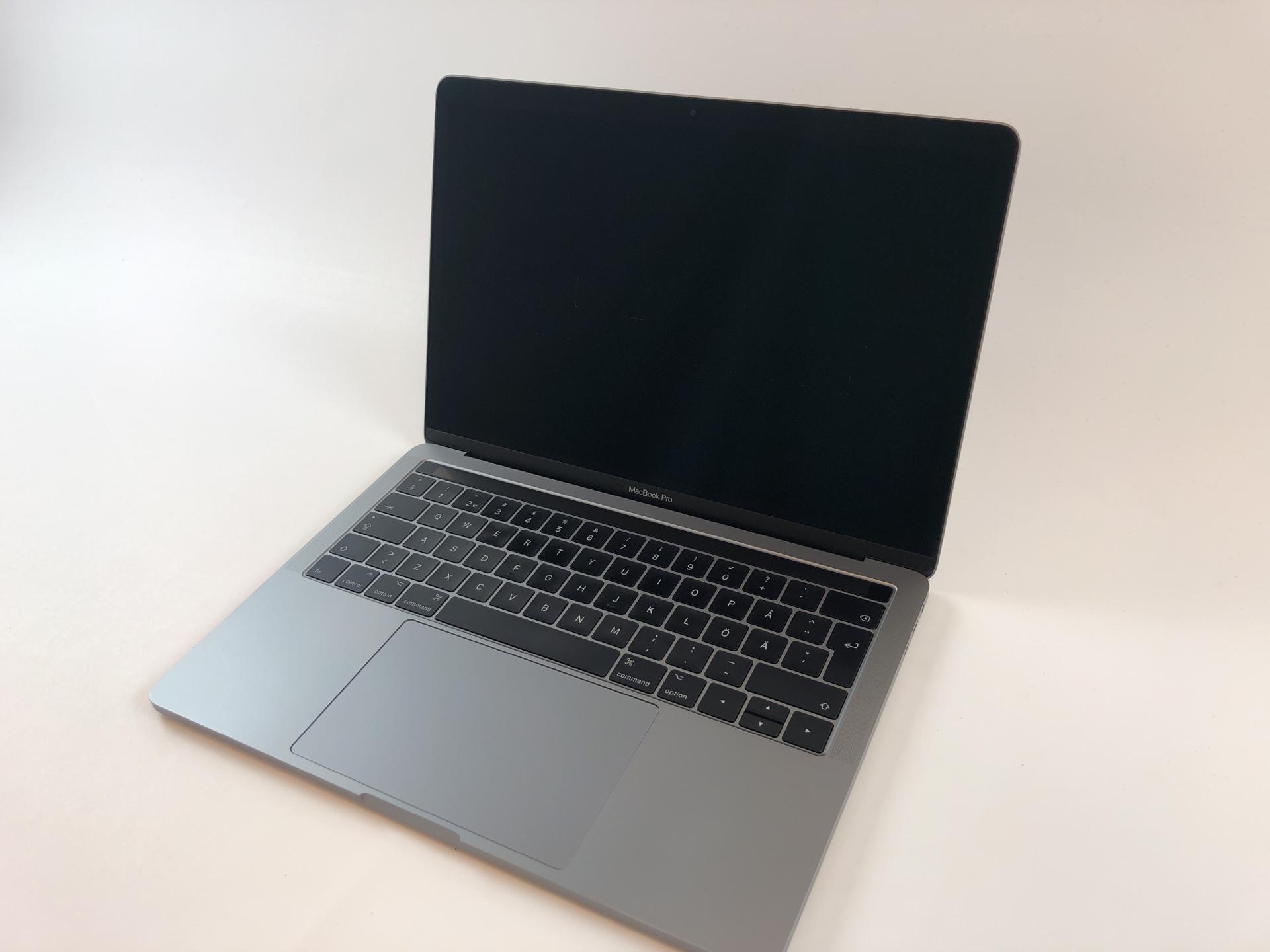 """MacBook Pro 13"""" 4TBT Mid 2017 (Intel Core i7 3.5 GHz 16 GB RAM 256 GB SSD), Space Gray, Intel Core i7 3.5 GHz, 16 GB RAM, 256 GB SSD, bild 1"""